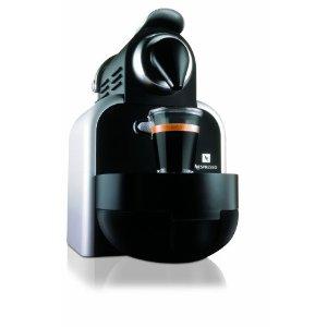 Nespresso D90/S1 Essenza Single-Serve Manual Espresso Machine