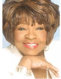 The Queen of Gospel Aug. 29, 1929 - Oct. 8, 2010