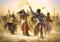 Ghost Dance Spooked the US Government