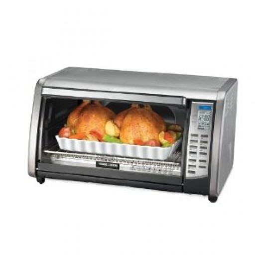 Black and Decker 6 Slice Toaster Oven