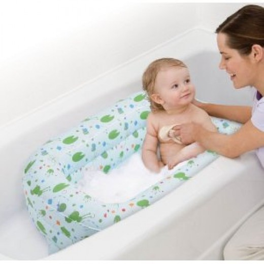 Safety First Inflatable Bath Tub