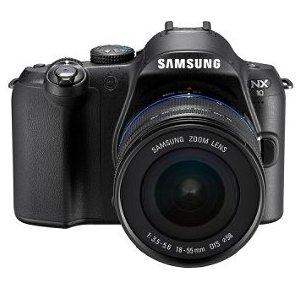 Samsung NX10 Digital SLR Camera