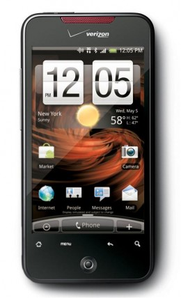 HTC Incredible is one of the top 5 cell phones of the year.
