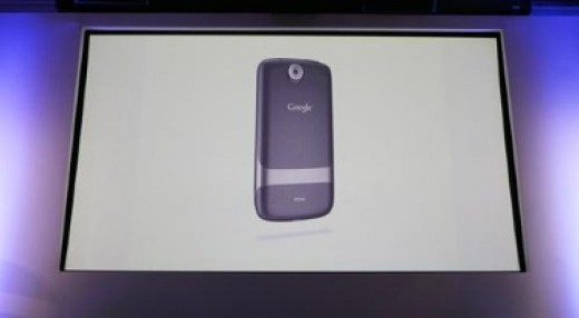 If you learn how to build apps then your app may appear in a google phone like this.