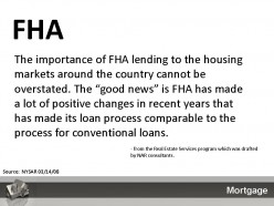 HUD's New Proposals For Mortgagees