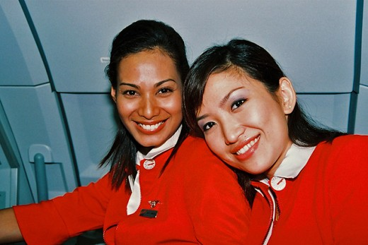 air-asia-stewardess