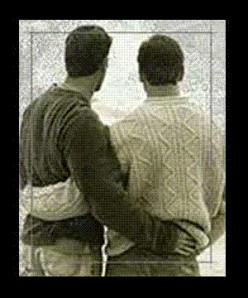 Homosexuality!