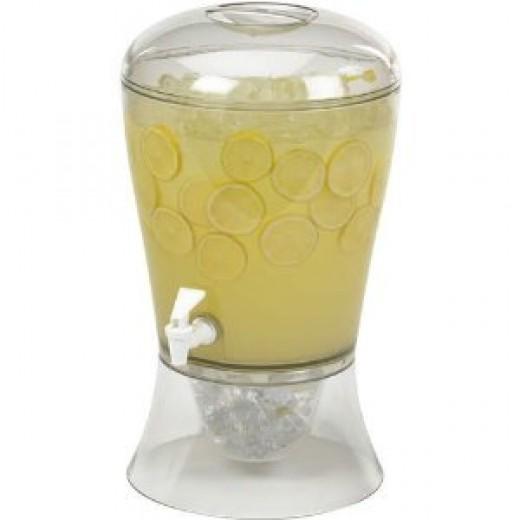 Creativeware 3-Gallon Polycarbonate Beverage Dispenser
