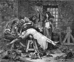 TOP 5: cruel medieval punishment