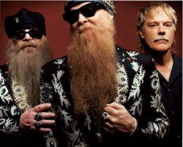 Can you spot the member of ZZTop that doesn't celebrate NoSHAVEmber???