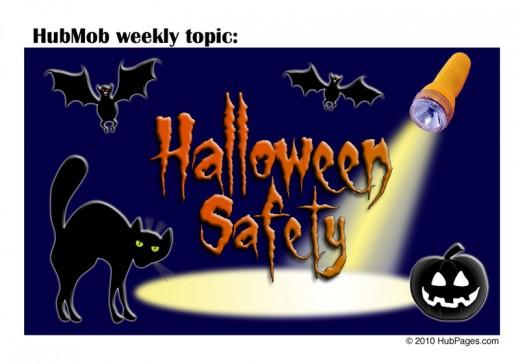 Halloween Safey