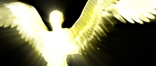 Angel visitations are also known to occur after sleep paralysis