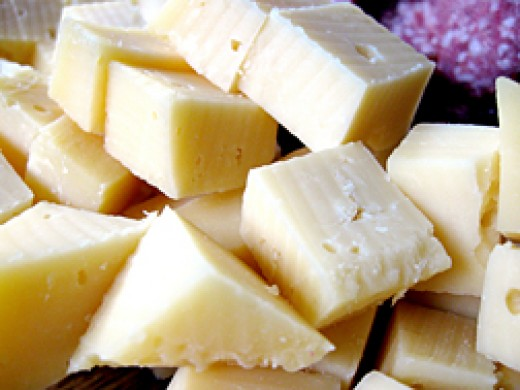 Cheese provides us with amino acids.