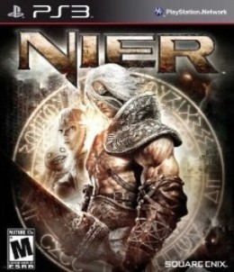 In contrast to cartoonish games like Dragon Quest and Kingdom Hearts, NIER is a very adult oriented Zeldaesque RPG.  It's a strange game in many ways.