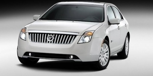 2010 Mercury Milan Hybrid estimated market price-$27,272