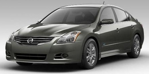 2010 Nissan Altima Hybrid Total cost of ownership -$37,605