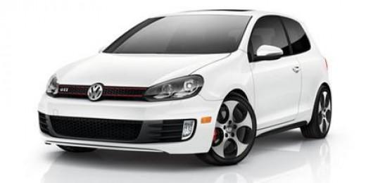 Popular Sedan-2010 Volkswagen GTI