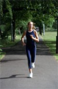 Running is also classified as vigorous exercise!