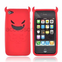 This little devil gives a little attitude to your phone. Many colors available, as well as angels too!