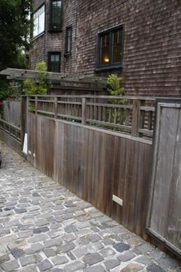 Older Privacy Fence