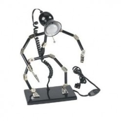 Robot Desk Lamp Geek Eye Candy