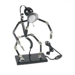 Robot Desk Lamp Geek Eye Candy