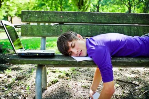 Why am i always tired?  (Photographer: Graur Codrin)