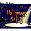 Halloween common sense safety tips