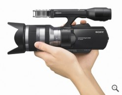 Sony NEX VG10 review - DSLR or camcorder?
