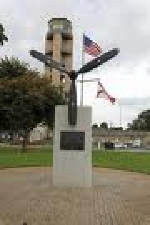 Flight 19 memorial