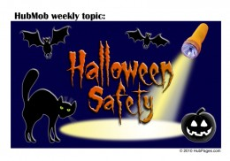 HubMob Weekly Topic: Halloween Safety