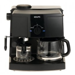 Enjoy a cup of coffee or make espresso drinks, the XP1500 is the best of both worlds packaged into one machine. There's no need to buy two kitchen products when you can buy this model and save money.