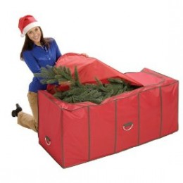 Faux Christmas Tree Storage Options