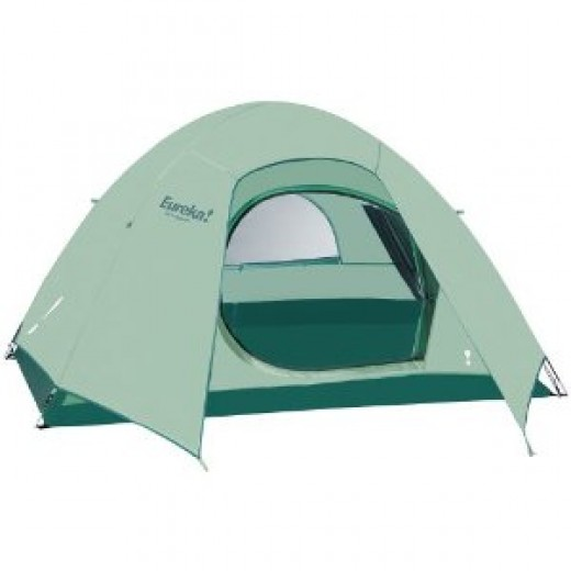 Eureka Tetragon 8 Adventure 8-Foot by 7-Foot Four-Person Tent