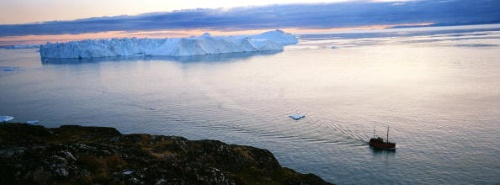 Melting of the ice caps (ice sheets) is the greatest consequence of global warming.