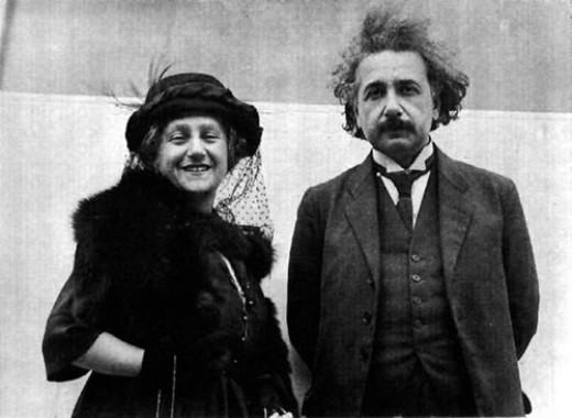 Elsa,  Einstein second wife