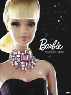 Barbie Dolls In The Barbie Collection