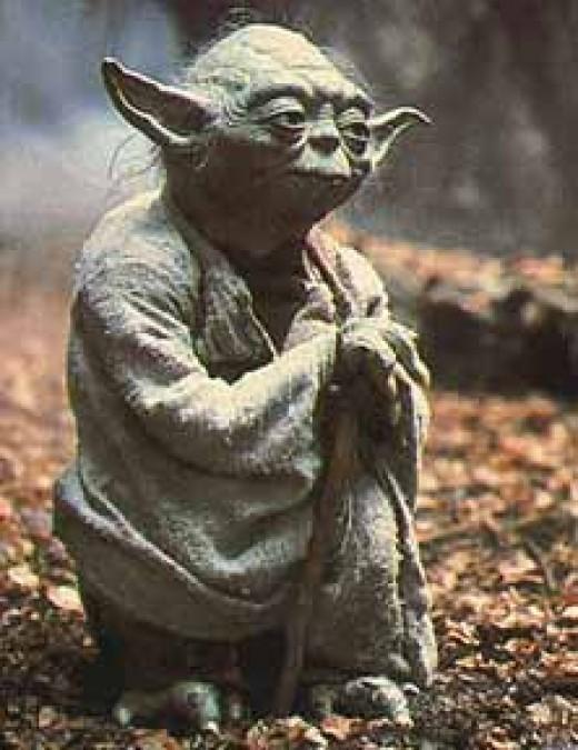 Master Yoda - Star Wars