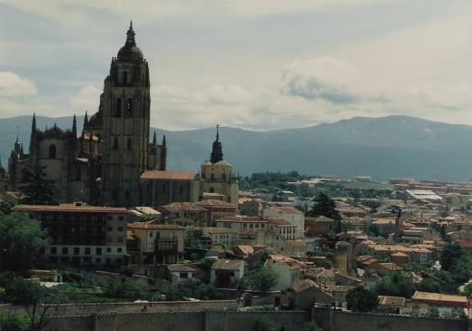Segovia, Spain.
