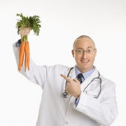 Carrots are loaded with beta carotene... but you need to discuss with your doctor, the amount of beta carotene you need to take if you have retinitis pigmentosa.