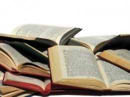 Contentment is found in a good book. When more abound, then contentment becomes bliss.