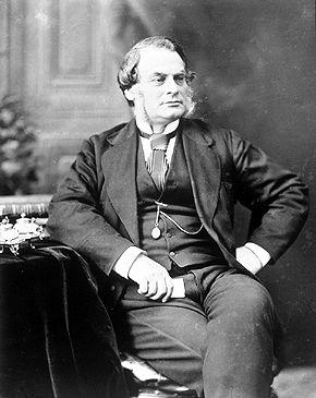 Sir Samuel Leonard Tilley