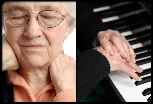 Rheumatoid arthritis symptoms can include fatigue, lack of appetite, low-grade fever, muscle and joint aches, and stiffness