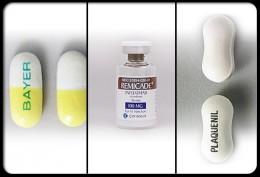 Какие препараты используются в лечени артрита?