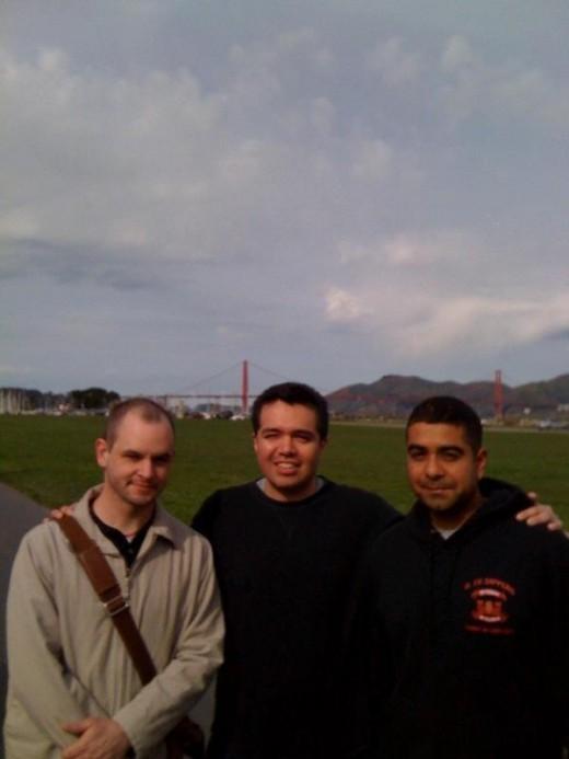 ~WTS~ Novelist Juan Herrera, and Major Reynaldo Rivera, U.S. Army Ranger.