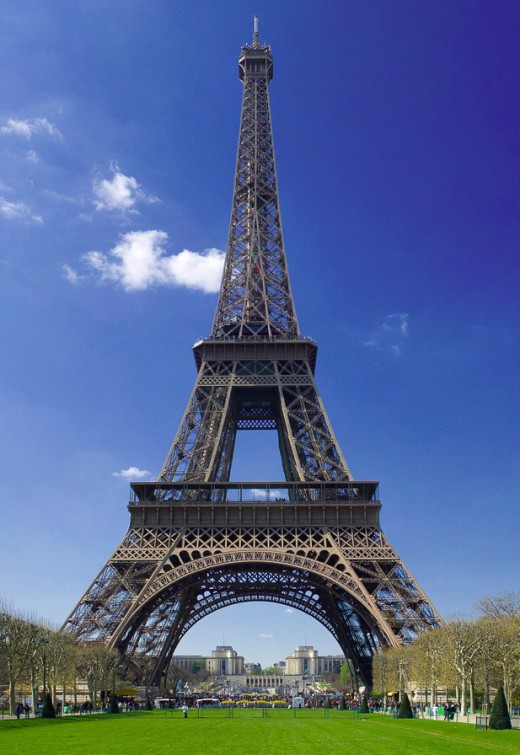 Role Of Eiffel Tower In Communication