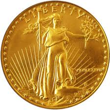 US gold five dollar