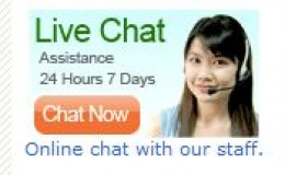 Live Chat - Very useful when a phones not available
