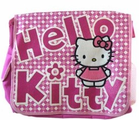 Buy A Hello Kitty Messenger Bag