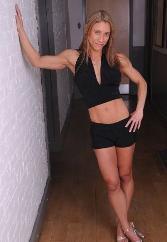 Tina Durkin - Female Fitness Competitors
